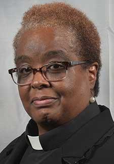 Reverend Lisa Reid