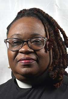 Reverend Pamela Bolden