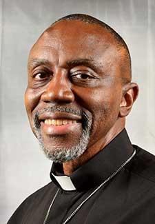 Reverend Winfred Tillman